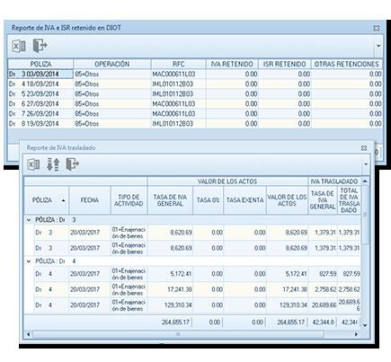Fácil control del IVA y DIOT
