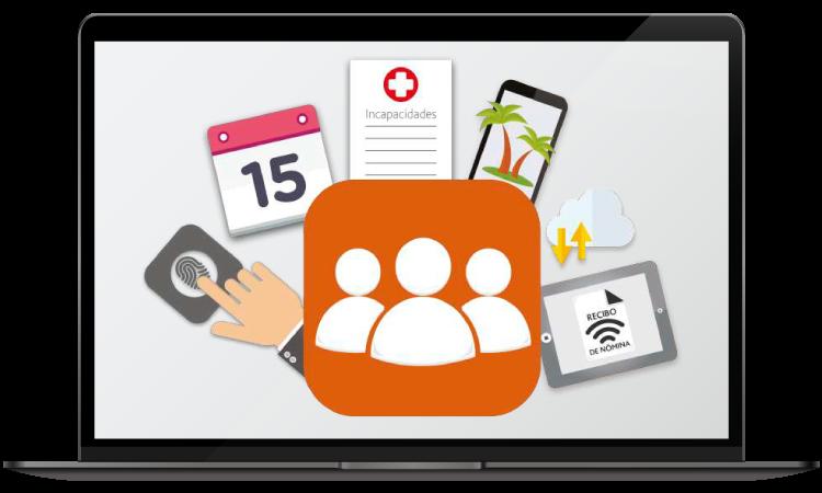NOI Asistente te permite llevar el control y registro de asistencias e incidencias de tus empleados desde la nube.